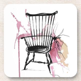 Windsor Chair Coaster