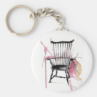 Windsor Chair Keychain