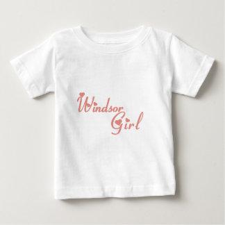 Windsor Girl Baby T-Shirt
