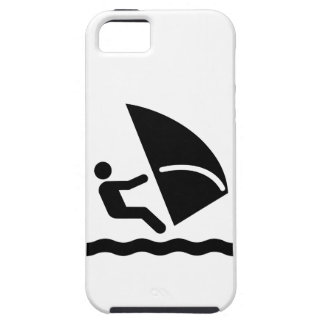 Windsurf Symbol iPhone 5 Cases