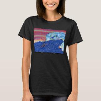 Windsurfers at Sunset © 2011 Warren Slater T-Shirt