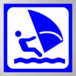 windsurfing-303772 windsurfing surfing wind water poster