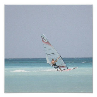 Windsurfing Print