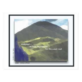 Windswept Postcard
