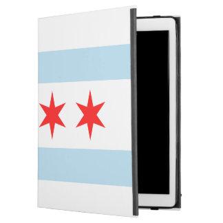 Windy City Flag Chicago Illinois
