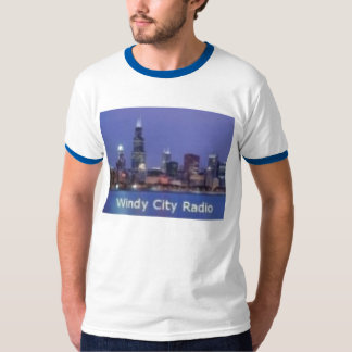 Windy City Radio Men's Tshirt