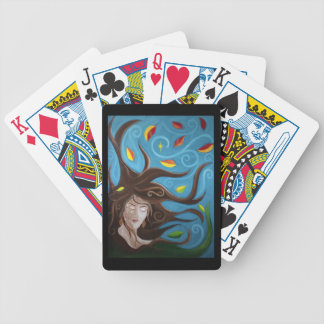 Windy Day Deck of Cards