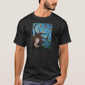 Windy Day Men's T-Shirt- black T-Shirt