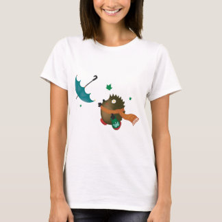 windy day.png T-Shirt