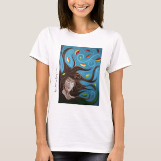 Windy Day Women's Loose Fit T-Shirt