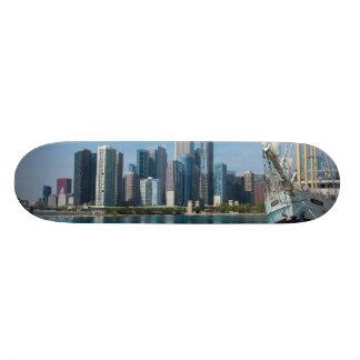 Windy Sailing Skateboard Decks