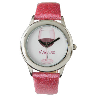 """Wine 30"" Watch"