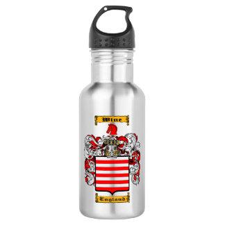 Wine 532 Ml Water Bottle