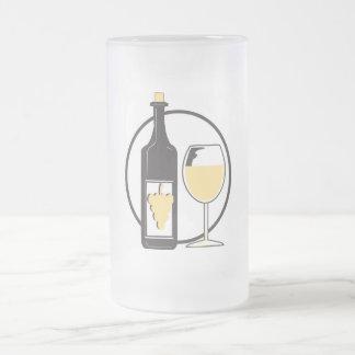 Wine a little glass beer mug