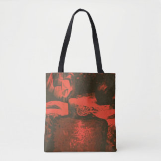 """""""Wine"""" All-Over-Print Tote Bag"""