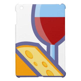 Wine and Cheese iPad Mini Case