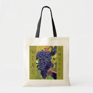 Wine and Cheese Picnic Tote Bag