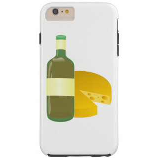 Wine and Cheese Tough iPhone 6 Plus Case
