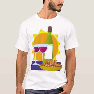 Wine and Nuts T-Shirt