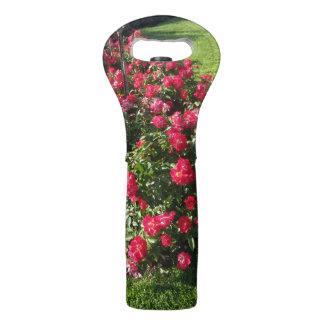 Wine bag, roses wine bag