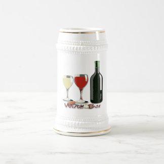Wine Bar - Wine Stein Beer Steins