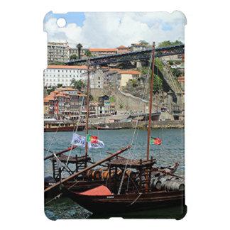 Wine barrel boats, Porto, Portugal iPad Mini Case