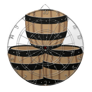 Wine Barrels Dartboard