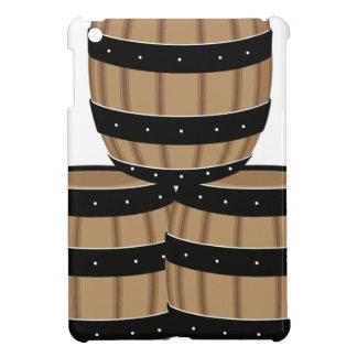 Wine Barrels iPad Mini Case