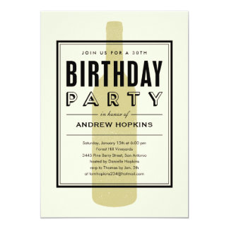Browse the Adult Birthday Invitations Collection and personalize by color, design, or style.