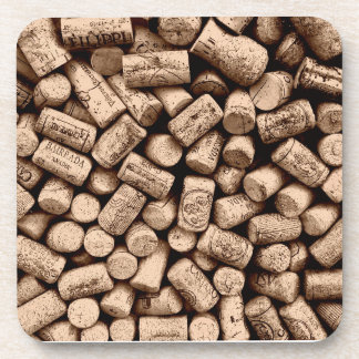 Wine Bottle Corks Coaster