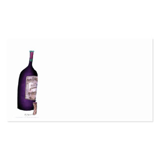 wine bottle, tony fernandes business card templates