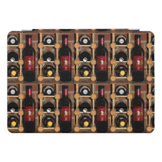 Wine Bottles in Rack 10.5 iPad Pro Case