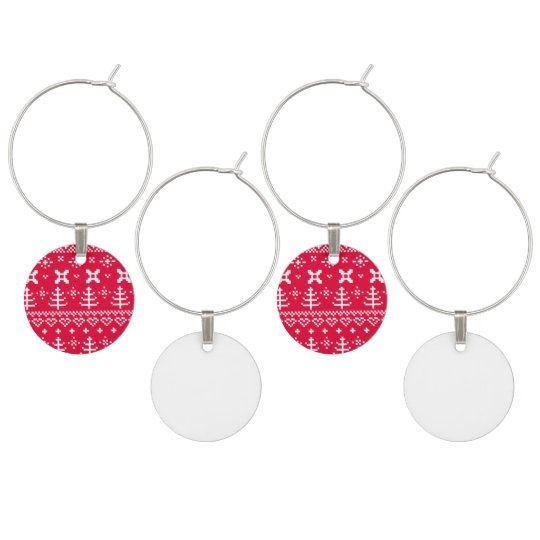 Wine charms : Original folk edition RED