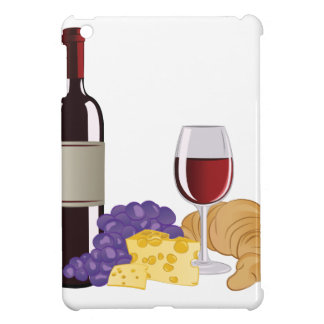 Wine & Cheese Cover For The iPad Mini
