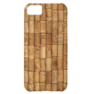 Wine Cork Case-Mate Case iPhone 5C Cover