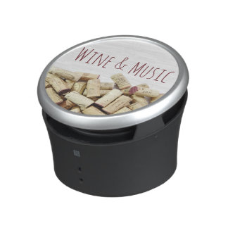Wine Corks Bluetooth Speaker