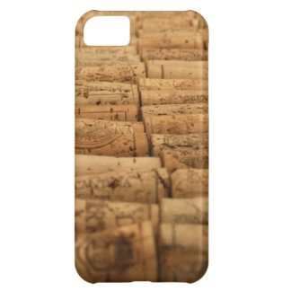 Wine Corks Cover For iPhone 5C