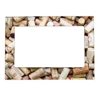 Wine Corks Magnet Frame