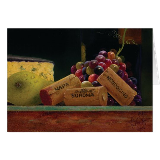 Wine Country Note Cards