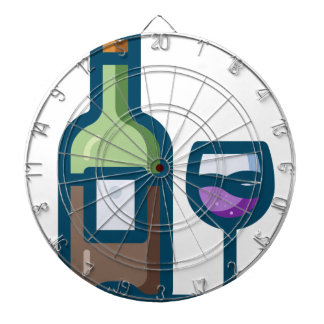 Wine Dartboard