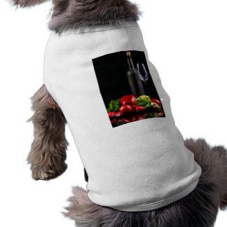 Wine for a Salad Dog T Shirt