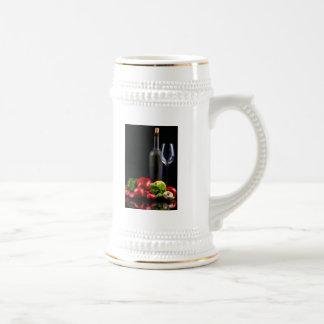 Wine for a Salad Coffee Mug