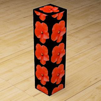 Wine Gift Box - Hibiscus