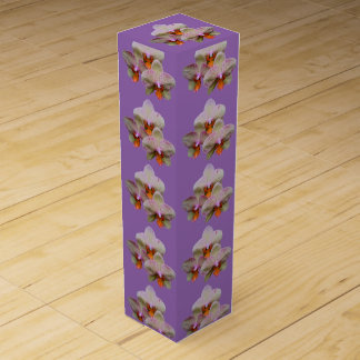 Wine Gift Box - Orchid