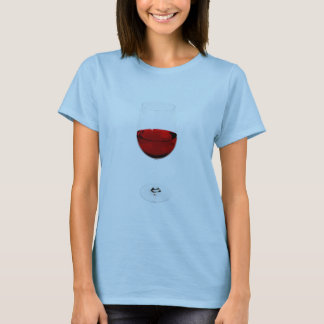 wine glass isolated T-Shirt