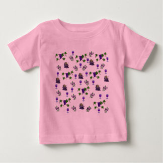 Wine, Grapes, and Jelly Baby T-Shirt
