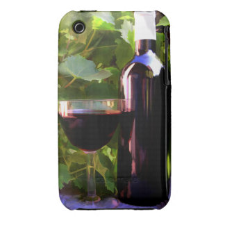 Wine in the Sunset iPhone 3 Cover