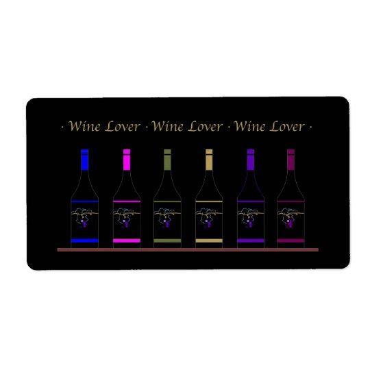 WINE LOVER_6 BOTTLES