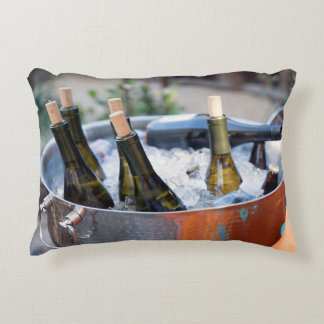 Wine Lovers Accent Pillow