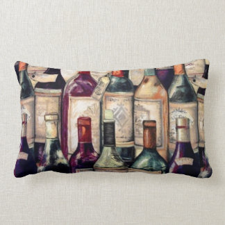Wine Lovers Pillow
